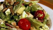 Culinary SOS: Bluewater Grill's chicken chopped salad with avocado dressing