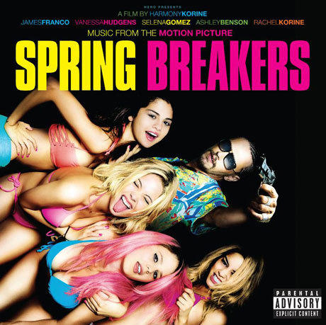 'Spring Breakers' soundtrack