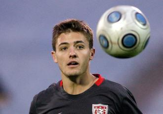 Soccer star Robbie Rogers will step away from the game after coming out as gay on Friday.