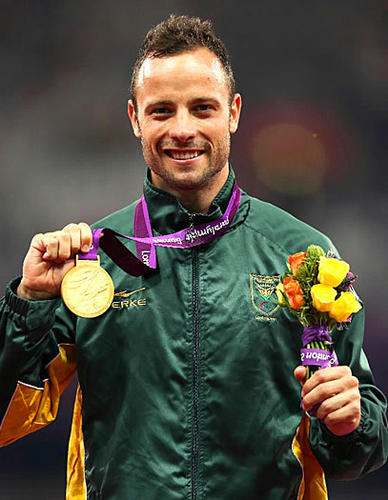 Oscar Pistorius, a double amputee who became one of the biggest names in Track and Field, is being charged with the shooting death of his girlfriend, Reeva Steenkamp.