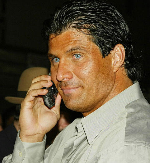 In 2005, Jose Canseco implicates others and admits to using steroids himself in a tell-all book.