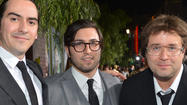 "Working on Richard LaGravenese's latest movie, ""Beautiful Creatures,"" gave a couple of the musicians who created the film's music a chance to follow in their fathers' footsteps."