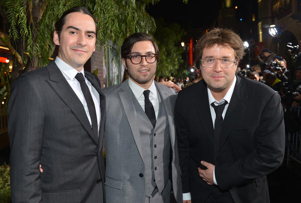 Dhani Harrison, Jonathan Sadoff,Paul Hicks