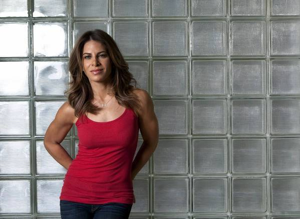 "Jillian Michaels has written a new fitness book, ""Slim for Life,"" that looks at the challenges of staying fit while juggling work, parenthood and other life events."