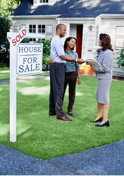 Selling a home isn't always so easy.