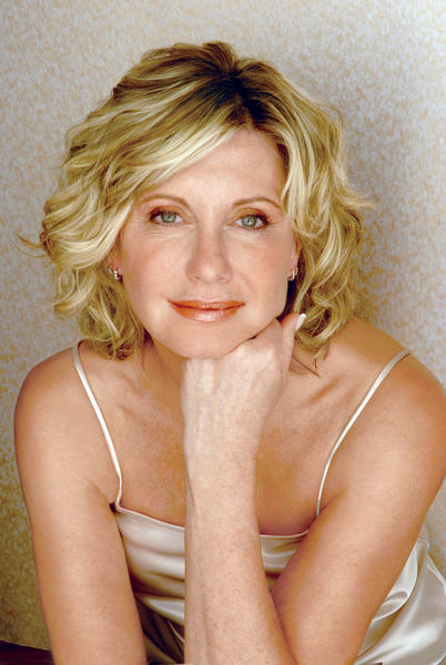 Olivia Newton-John has been performing for more than 40 years. She will sing hits from throughout her career Saturday, Feb. 23, at H. Ric Luhrs Performing Arts Center at Shippensburg University in Shippensburg, Pa.