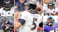 Mike Preston's final grades for the Ravens
