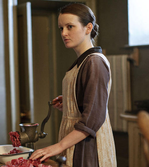 'Downton Abbey' Season 4 character wish list: Daisy is kind of a pill, you guys. Season 1 Daisy was great, but her whole William thing in Season 2 got so old and her Season 3 romance and being horrible to Ivy wore thin.  What would be nice is if she got a send-off episode that featured her moving to Mr. Masons farm to be its new proprietor. (Nothing against actress Sophie McShera, youre great.)