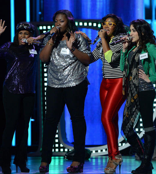 'American Idol' Season 12 best and worst moments: The Swaggettes were one of the better groups during girls Hollywood Week -- which isnt actually saying a lot because there were some pretty awful groups. But these ladies did a tight job on Hit Em Up Style.