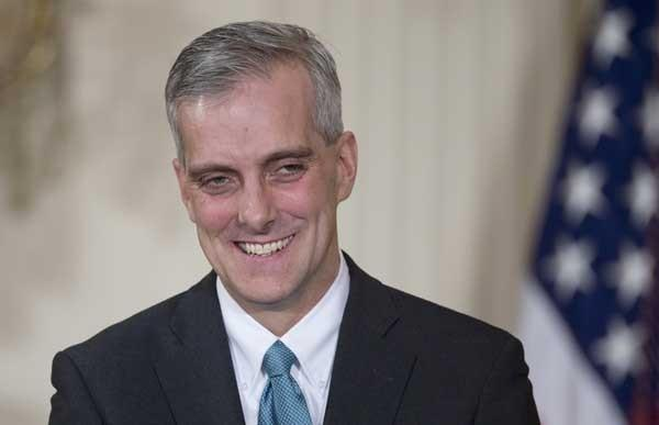 "White House Chief of Staff Denis McDonough will be a guest on ""Face the Nation,"" ""Meet the Press"" and ""This Week With George Stephanopoulos."""