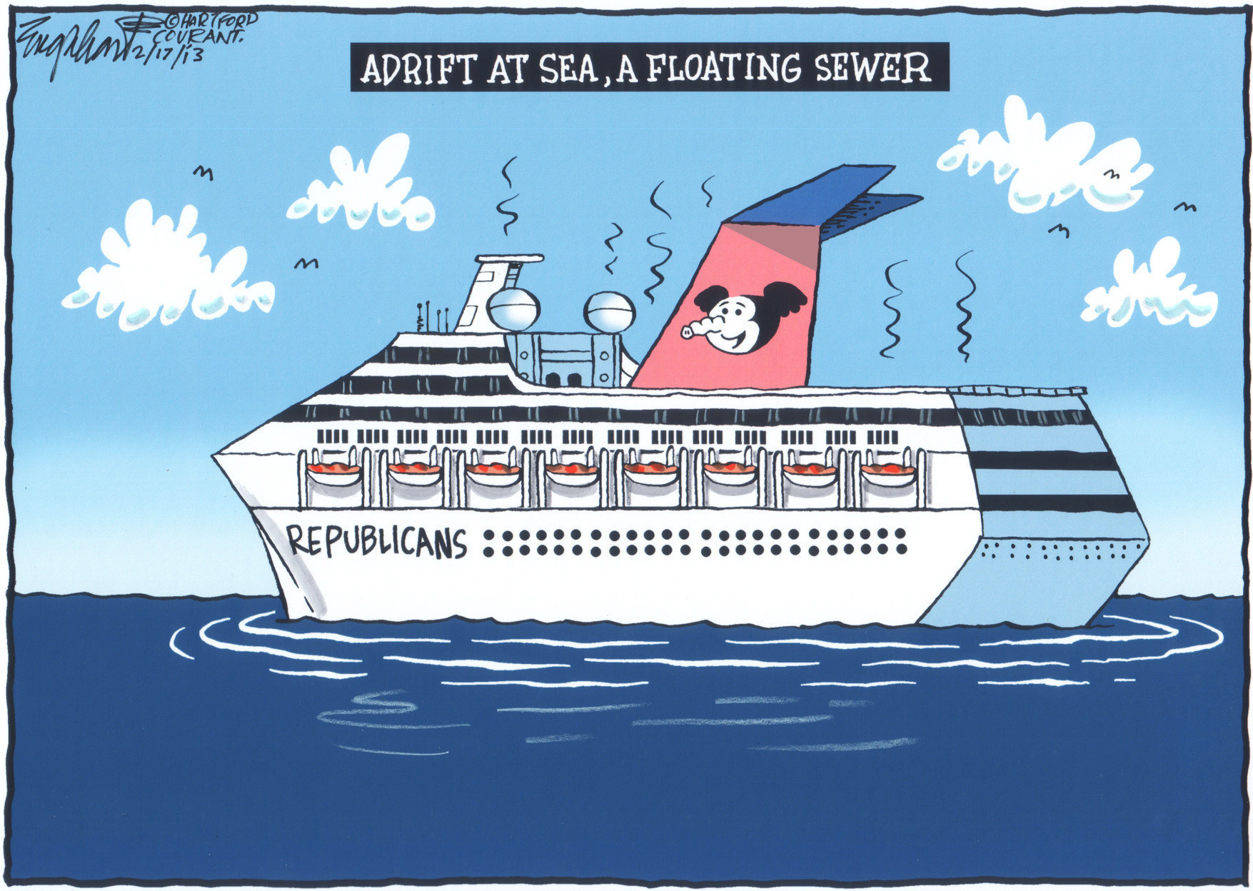 Carnival Cruise Ship Stranded Adrift Hartford Courant - Stranded cruise ship