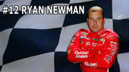 The Backstretch Blog: Countdown to the Season- Number 12 Ryan Newman