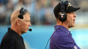 Cam Cameron says he wouldn't trade time with John Harbaugh for 'anything in the world'