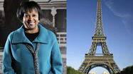 Checking out Paris with Carla Hayden