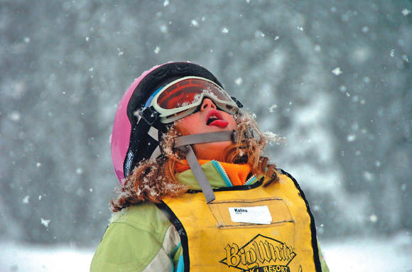 Kids' spring break ski deal