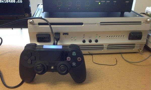 Rumored PlayStation 4 controller