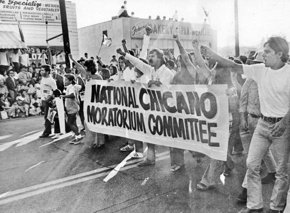 National Chicano Moratorium march