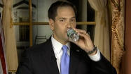 Video: Is Marco Rubio treading water?