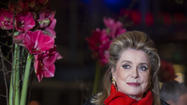 Catherine Deneuve hits the road in 'On My Way' at Berlin Festival