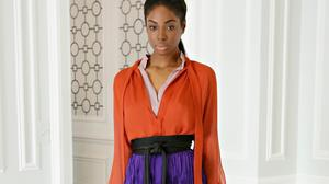 New York Fashion Week fall 2013: Juan Carlos Obando review