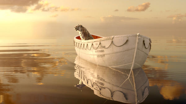 "The Bengal tiger from ""Life of Pi,"" one of many movies whose visual effects were done by the troubled firm Rhythm & Hues."