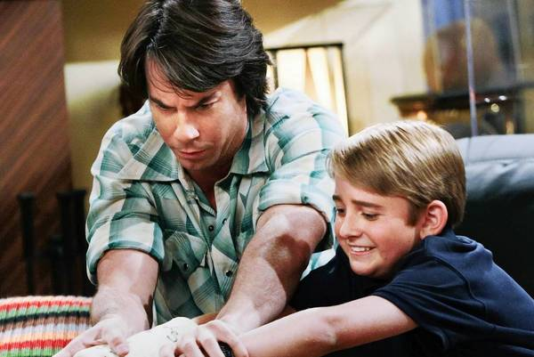 "Jerry Trainor, left, stars as Vinnie, and Buddy Handleson stars as Wendell, in ""Wendell and Vinnie"" on Nickelodeon."