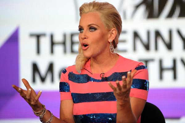 "Jenny McCarthy will be a guest on ""The Talk"""