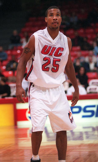 Bryant Notree led Simeon in 1993 and 1994 before playing at Illinois and UIC.