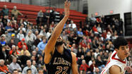 LVC basketball championships - Boys