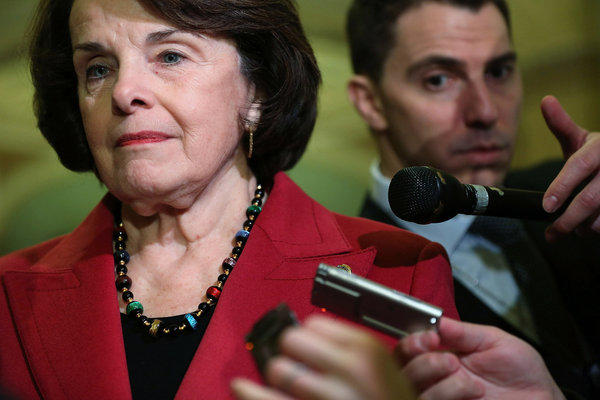 Sen. Dianne Feinstein (D-Calif.),  speaking about the killing of U.S. citizens abroad by drones, has suggested that a judicial panel might be added to the process. She is chairwoman of the Senate Intelligence Committee.