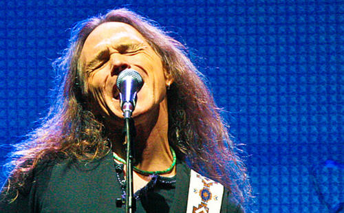 Timothy B. Schmit and The Eagles returned to Orlando in front of a near sell-out at the new Amway Center on Tuesday, October 26, 2010. The Eagles had canceled earlier in the month due to an illness in the band. They had been slated to be the first show at the new arena.