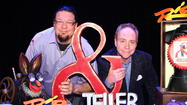 Las Vegas: Penn & Teller celebrate two decades of entertaining