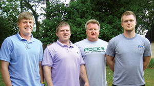 Family tradition: Sharrocks cheer three sons through GRC sports