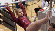Girls gymnastics photos | All-around state finals