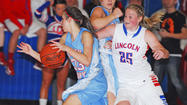 Photos: Lincoln Basketball Girls' Seniors' Night