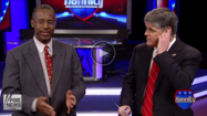 Hopkins' Dr. Benjamin Carson anointed new Fox darling of the right on Hannity