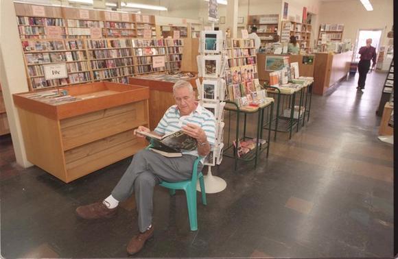 Haslam's Book Store in St. Petersburg