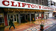 Clifton's cafeteria: The place where L.A. finds itself