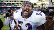 Ray Lewis' career by the numbers