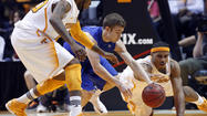 KNOXVILLE, Tenn. (AP) - If this is how Kentucky plays the rest of the season without Nerlens Noel, the NCAA tournament selection committee won't give the Wildcats a chance to defend their national title.