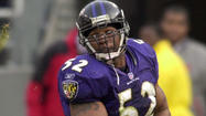 Many 'firsts' of Ray Lewis' career