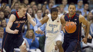 Virginia unusually defenseless in loss at Carolina