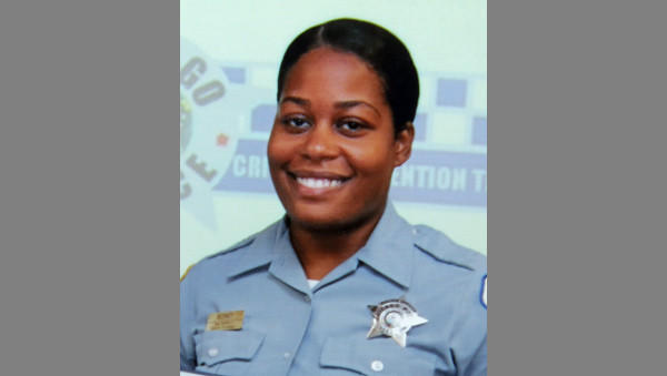 Chicago Police Officer Shaunda Bond, who was killed in a rollover crash on the Skyway on Friday, Feb. 15.