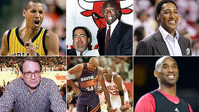 50 memories of Michael Jordan