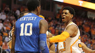 Photo Gallery: UK falls at Tennessee