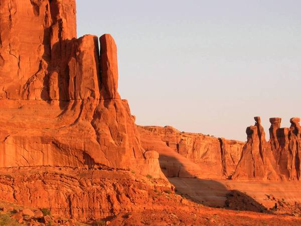 Arches National Park is just one of the many parks to explore on the America's Great Parks tour offered by United World Travel.