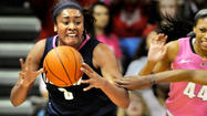 UConn Women Beat Rutgers, 65-45