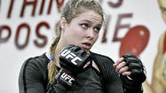 Photo Gallery: World Champion Ronda Rousey prepares for battle