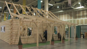 Log Home Show returns to Roanoke