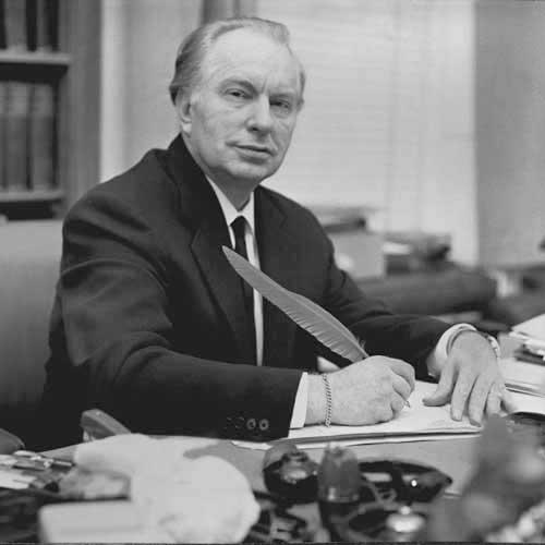 L. Ron Hubbard - 1911 - 1986